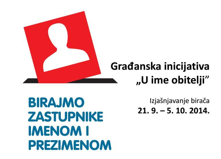 Najava – Ploče – javna tribina, 29.9.