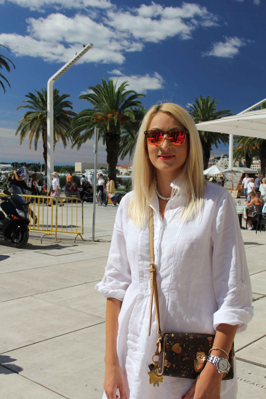 Lidija, Split