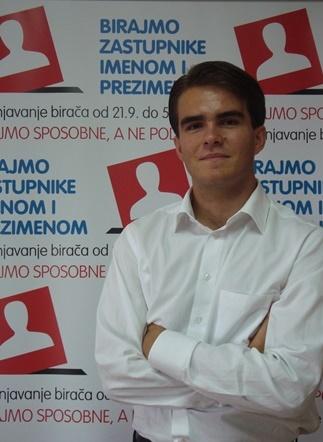 Ante, 21, student prava