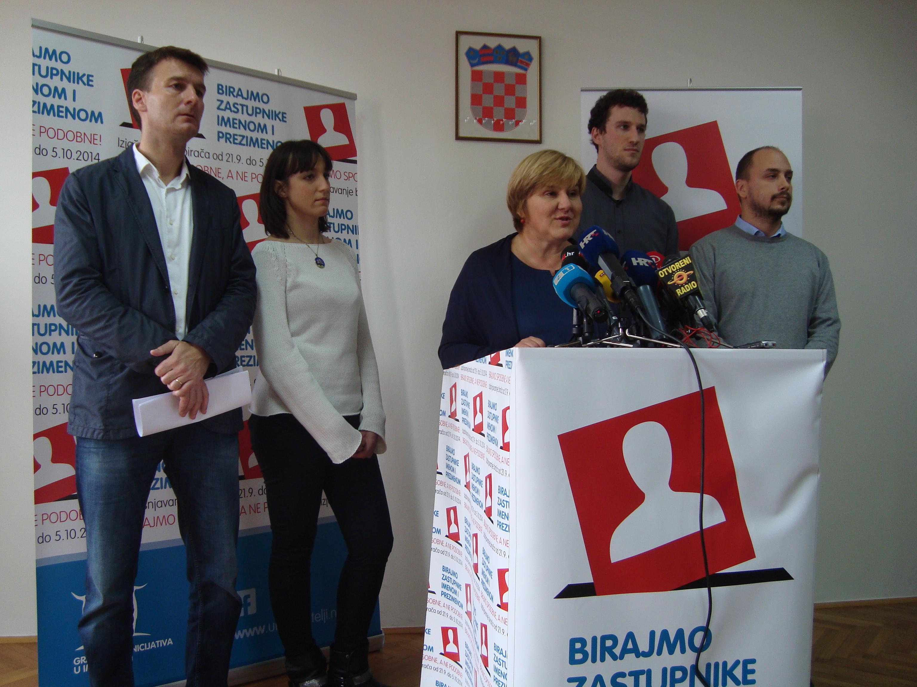 U ime obitelji Vladinom Uredu za udruge: Zar Vam nije problem da već 16 godina komunicirate sa samo 2 posto udruga u Hrvatskoj?