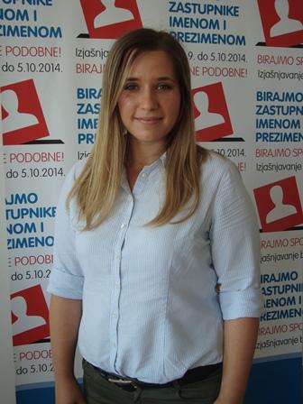 Marija, 26, studentica ekonomije