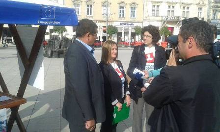 """Slavonci i Baranjci potpisuju za referendum """"U ime obitelji"""""""