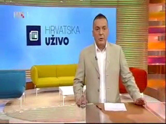 Najava – Hrvatska uživo, 8. 9. u 17.15 sati