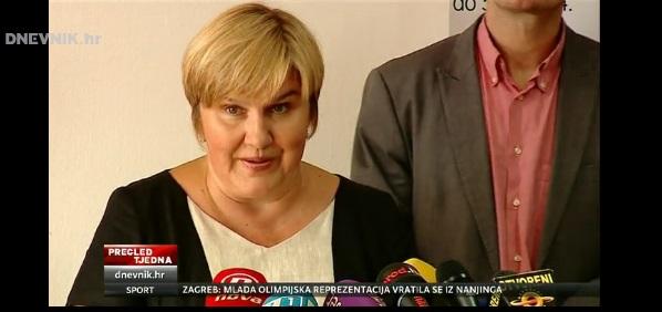Iz medija: Pregled tjedna Ivane Petrović, Dnevnik Nove TV