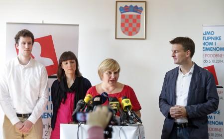 U ime obitelji – Predaju potpisa Hrvatskom saboru očekujemo u sljedećih 10 dana