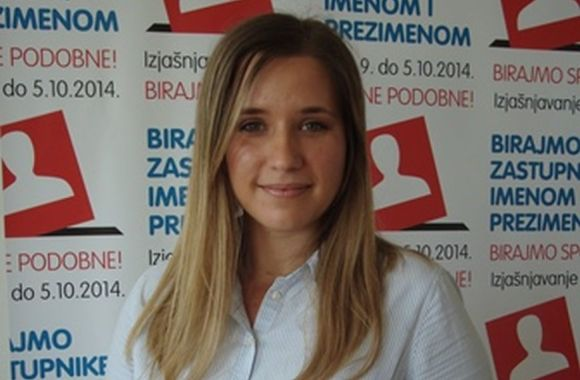 Marija Matković, UiO Nacionalna koordinacija: Ovo je veliki pomak za sve nas, jer smo ovim korakom jasno pokazali da ne želimo biti samo pasivni promatrači i čekati da se netko pobrine za nas