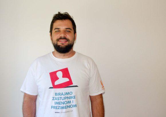 Hrvoje Alilović: trebamo proći školu demokracije, to će biti pravi odgoj naroda
