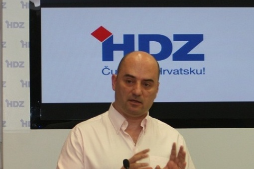 """Glavni tajnik HDZ-a Milijan Brkić sudjeluje u širenju neistina o dr. Markić, članici organizacijskog odbora građanske inicijative """"U ime obitelji"""""""