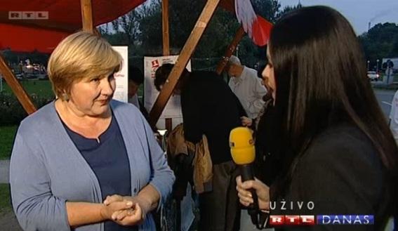 RTL: Željka Markić: Jako sam ponosna na ovu mrežu ljudi koji volontiraju po cijeloj Hrvatskoj
