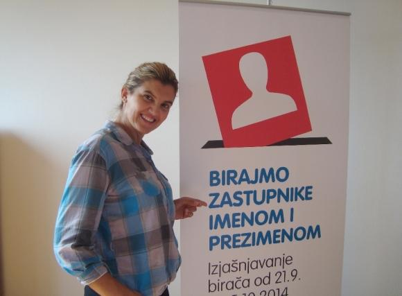 Žana Bekavac, UiO Zadar: Majka sam četvero djece i jako mi je važno u kakvom će društvu odrastati moja djeca