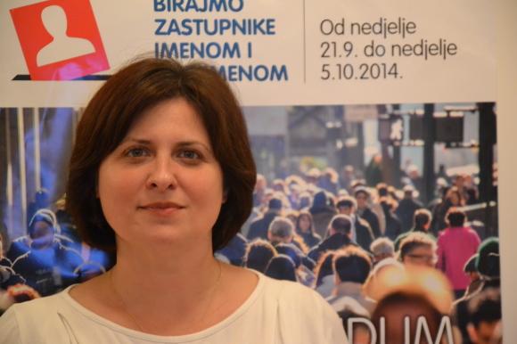 Kristina Polić: Biti okružen pozitivnim ljudima punima nade, nešto je što me se silno dojmilo