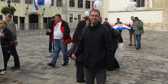 Vladimir Marić, UiO Sesvete: unatoč svim opstrukcijama, vjerujem da će inicijativa doći k svome vrhuncu, a to je raspisivanje referenduma