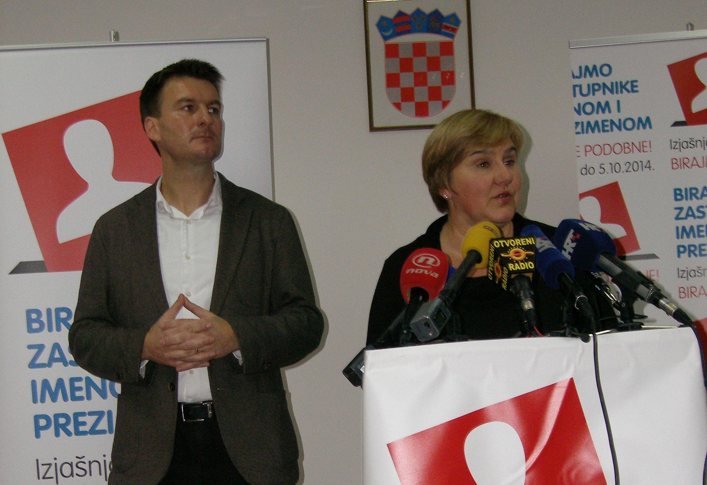 PNUSKOK pozvao članove organizacijskog odbora građanske inicijative U ime obitelji na razgovor