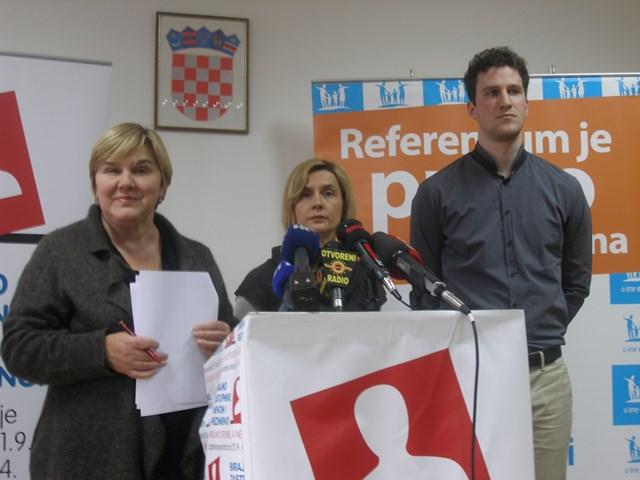 U ime obitelji pozivali birače da iziđu na izbore i prijavili DIP-u HNS-ove donacije Ivi Josipoviću