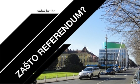 Tribina 'Zašto referendum?' – Najava