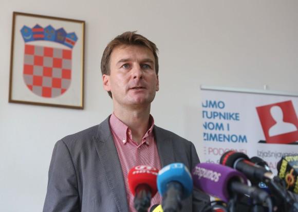 Krešimir Planinić: Zbog odluke Ustavnog suda o referendumu obratit ćemo se Europskom sudu za ljudska prava