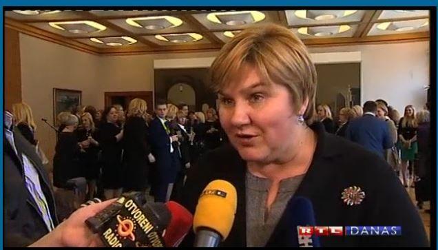 Predsjednica Grabar Kitarović okupila ugledne žene Hrvatske: sudjelovala i članica 'U ime obitelji' dr. Željka Markić