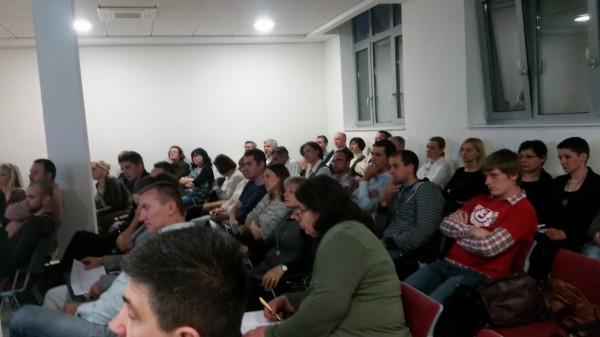 Održana tribina 'U ime obitelji' u Osijeku