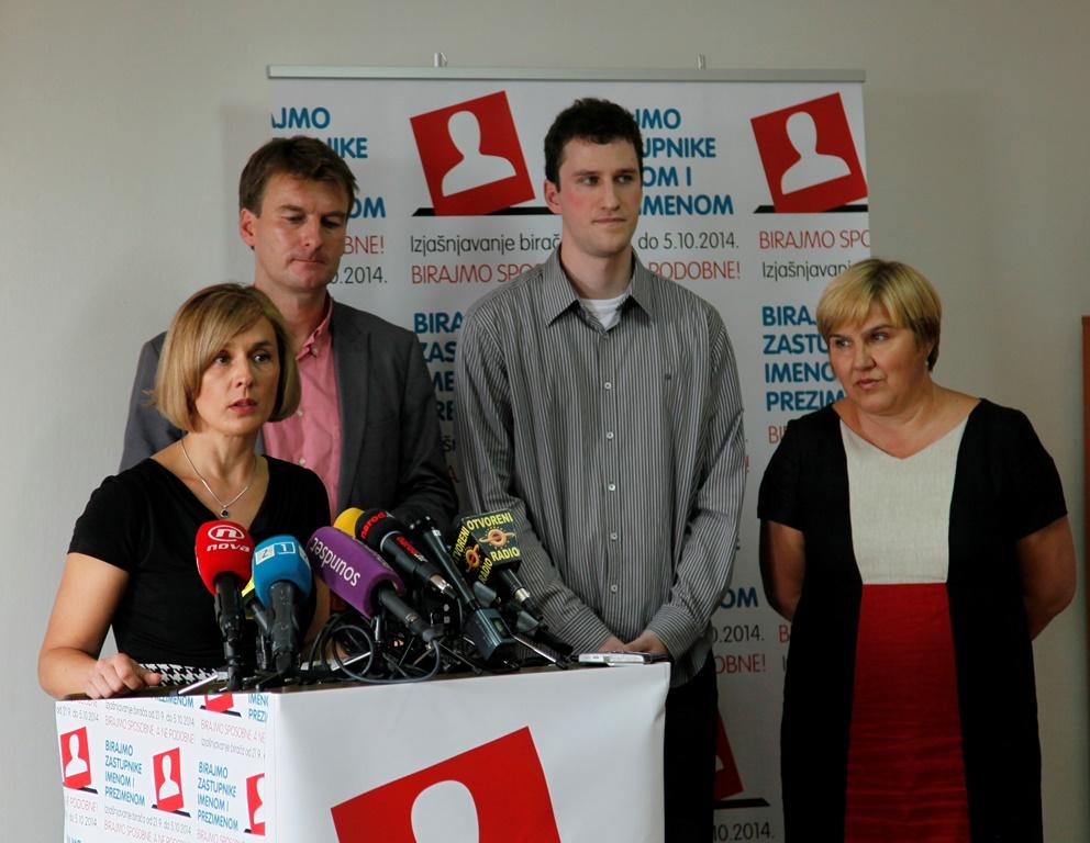 Ministar uprave Bauk potvrdio da u Hrvatskoj ima 3,5 milijuna birača