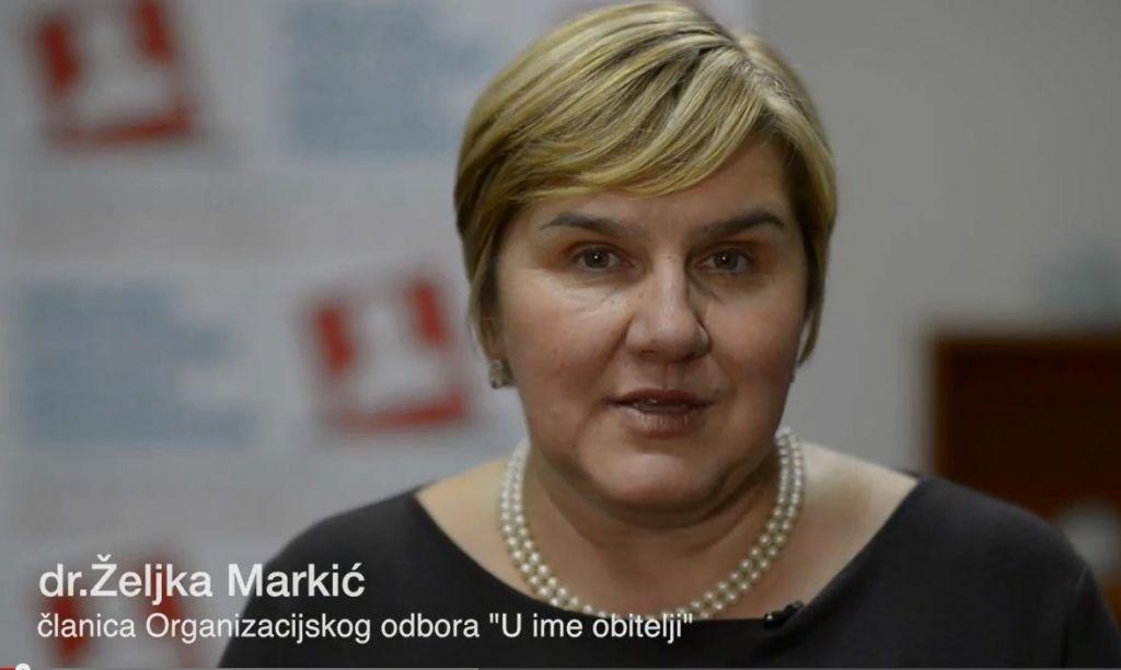 Dr. Markić: 90% medija bilo je PROTIV referenduma o braku, a 70% birača ZA, to krivotvorenje stvarnosti nastavlja se