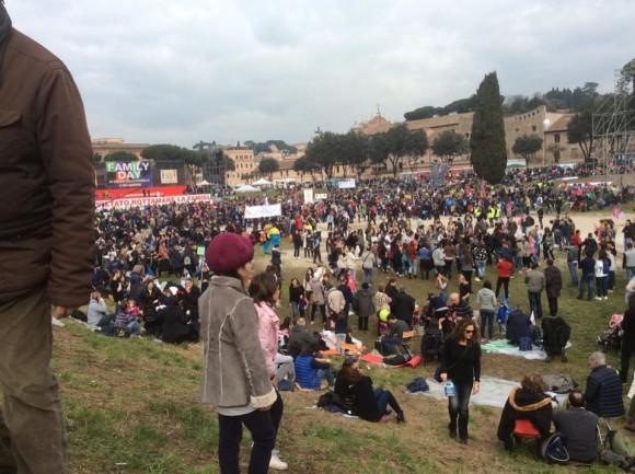 Italija na nogama: milijun ljudi se očekuje na proslavi Dana obitelji