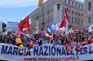 POZIV FOTO Hod za život Italija