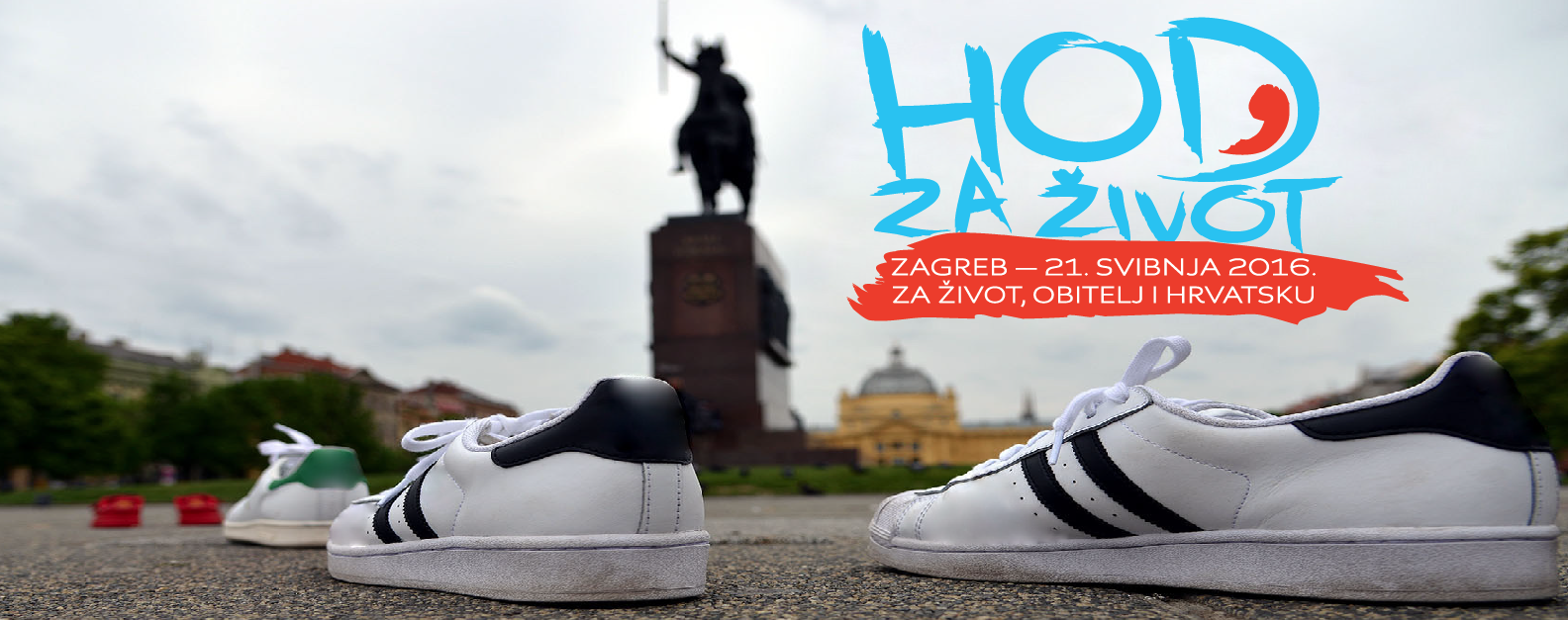 Prvi nacionalni Hod za život – Zagreb, subota, 21.5.2016