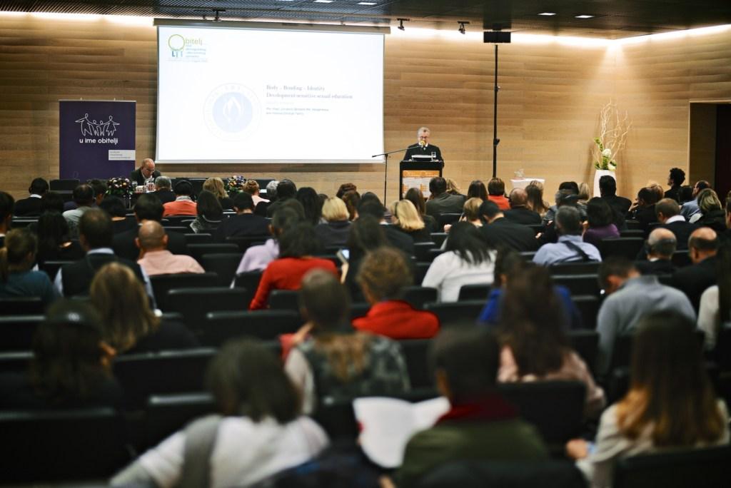 UIO: Druga međunarodna konferencija Obitelj i škola-ključ odgoja za vrijednosti