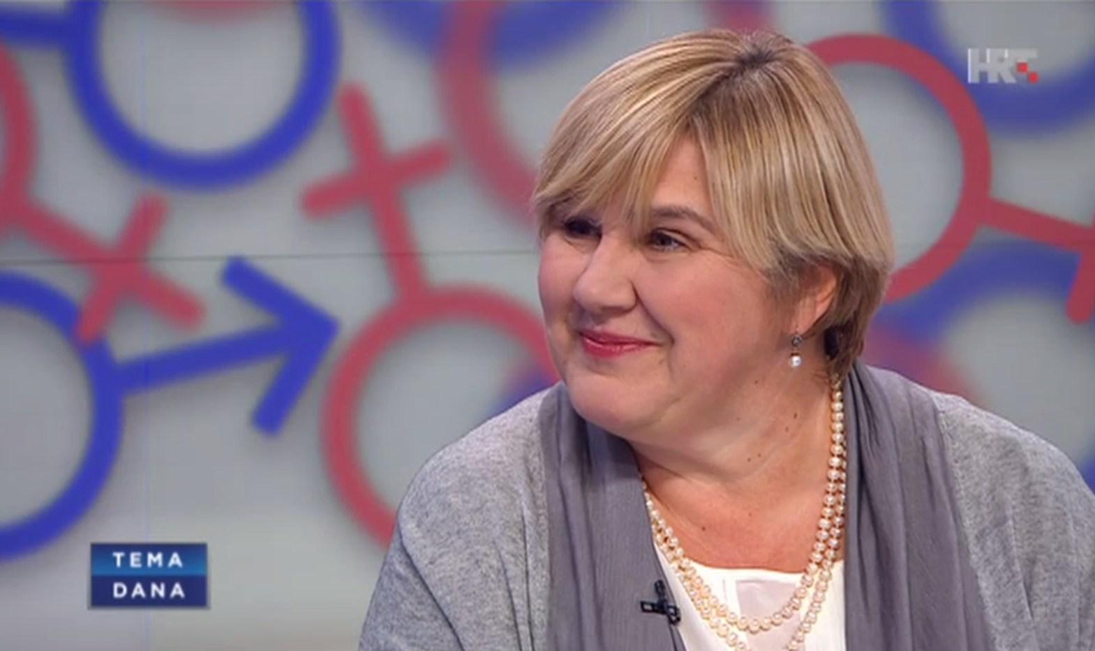 Dr. Željka Markić objasnila što je zapravo predstavljeno na konferenciji udruge U ime obitelji: Radi se o medijskoj dezinformaciji
