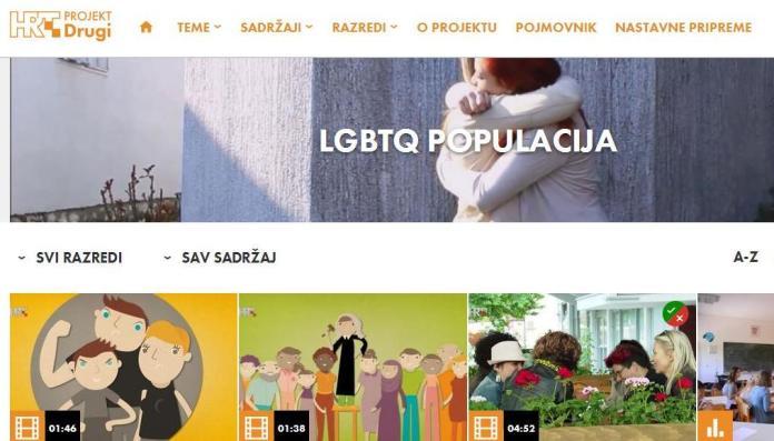 HRT pokrenuo specijalizirani portal koji promiče LGBT propagandu