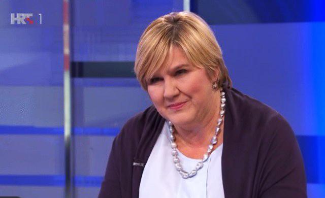 (VIDEO) Željka Markić u emisiji 'Iza zavjese': 'Većina Srba ne dijeli mišljenje Pupovčevih 'Novosti' o Hrvatskoj i Hrvatima'