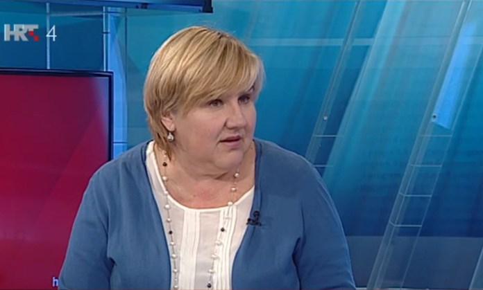 Željka Markić na HRT-u o uklanjanju Facebook stranice portala Narod.hr