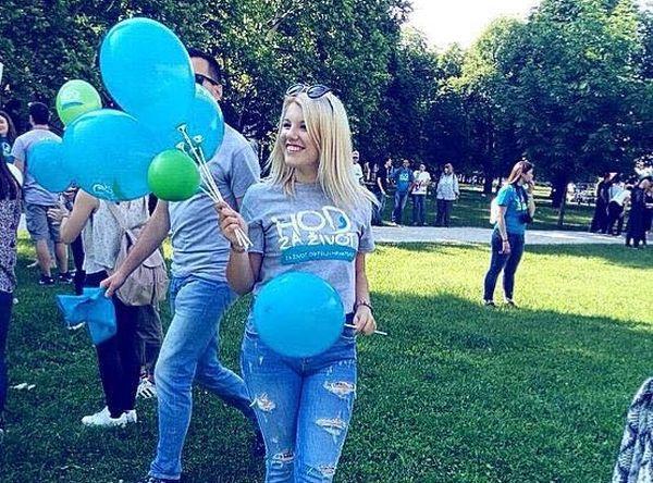 Volonterka Hoda za život: Ponosna sam na narod koji štiti život, to je Hrvatska u kojoj želim živjeti!