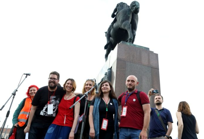 Jokićeva 'GOOD Inicijativa', koja je prosvjedovala protiv Vlade, poziva Plenkovića da novoj ministrici obrazovanja 'odriješi ruke'