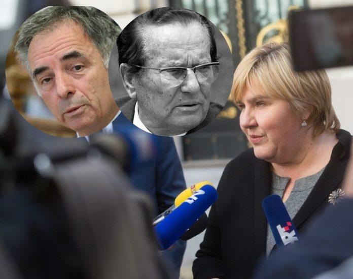 U ime obitelji: Novoizabrani predsjednik Odbora za ljudska prava Pupovac organizira rehabilitaciju kršitelja ljudskih prava – Tita