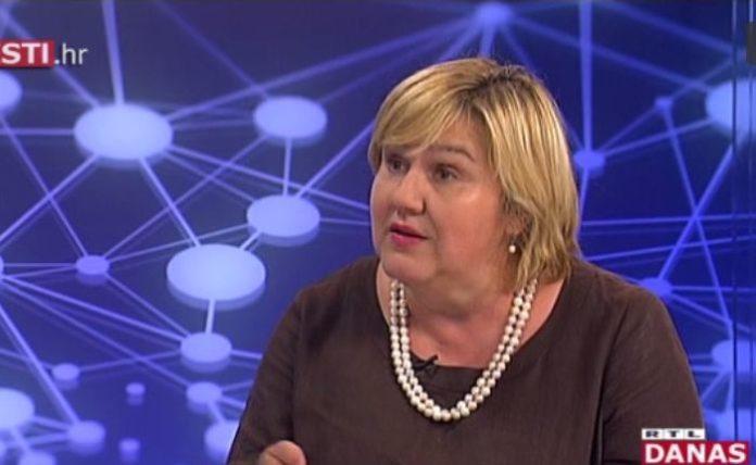 Željka Markić o ostavci Stiera, promjeni izbornog zakona i napadu na Janicu Kostelić