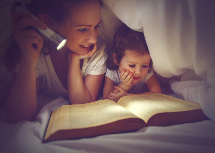 Čitajmo svojoj djeci: vodič prema dobi