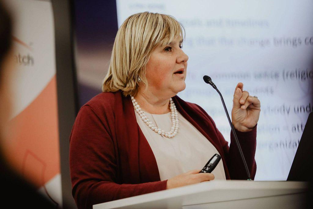 Nova kampanja blaćenja Željke Markić povezana s pripremama za promjenu izbornog sustava