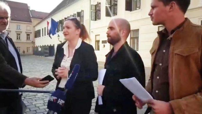 (VIDEO, FOTO) GI Narod odlučuje: 'Od Sabora do Vlade iz zapečaćenih kutija nestale potpisne knjige'