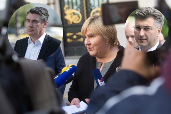 Hoće li Plenković poslušati preporuke udruge U ime obitelji o migrantima? Milanović ih je ignorirao, pa evo gdje smo