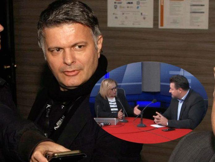Hrstić: 'Kuščević 'zbog prehlade' izbjegao suočavanje sa mnom i dr. Markić na HKR-u, pa u istom terminu gostovao na HRT-u'