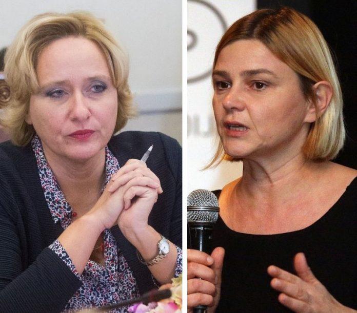 Nastupa li pučka pravobraniteljica kao glasnogovornica Sandre Benčić i CMS-a?