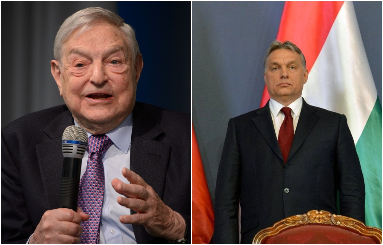 Protjerani Soros ne posustaje: S nove adrese u Berlinu i dalje stvara pritisak Mađarima