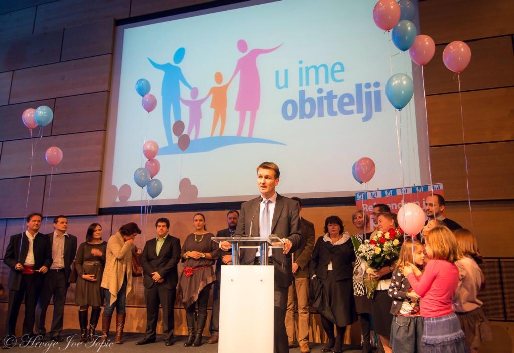 Peta godišnjica referenduma kojim su Hrvati zaštitili brak kao zajednicu žene i muškarca
