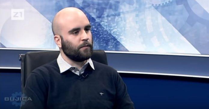 (VIDEO) Luka Mlinarić iz GI Narod odlučuje: 'Predsjednik Ustavnog suda Miroslav Šeparović ponaša se poput aktivista velike koalicije HDZ-a i SDP-a!'