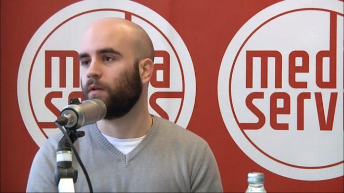 (VIDEO) Luka Mlinarić iz GI Narod odlučuje: 'Vlada će novim zakonom o referendumu pokušati još više otežati referendumski proces'