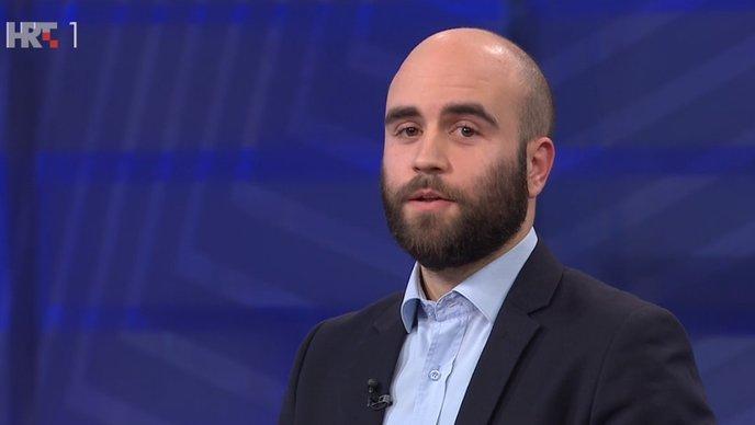 (VIDEO) 'Otvoreno': Što je Luka Mlinarić iz Narod odlučuje rekao o financiranju političkih stranaka i referenduma?