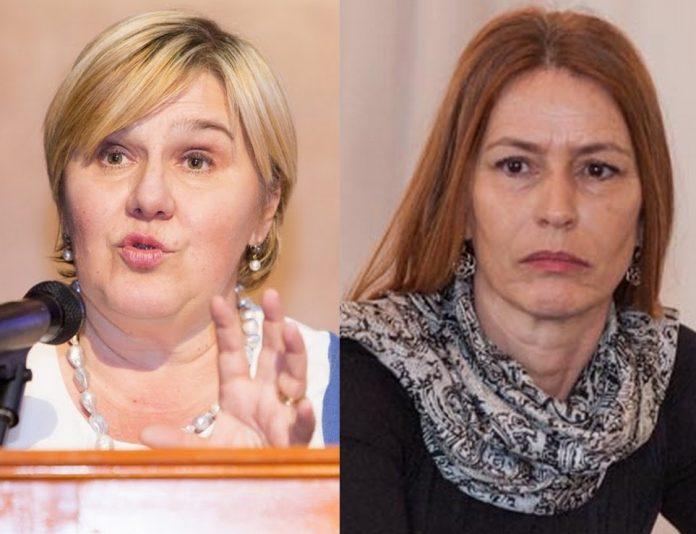 Željka Markić: Što nam je Slavica Lukić 'zaboravila' navesti ili pogrešno navela o vjeroučiteljima na dan prosvjeda za slobodu govora