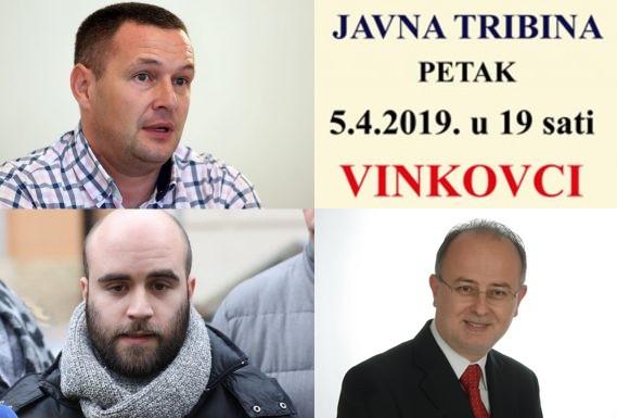 Tribina GI Narod odlučuje u petak u 19 sati u Vinkovcima: 'Sprječavanje referenduma kao novi oblik političke kontrole'