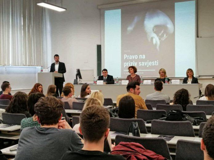 (FOTO) Dr. Natalija Kanački: Pravo na priziv savjesti – može li se ukinuti?